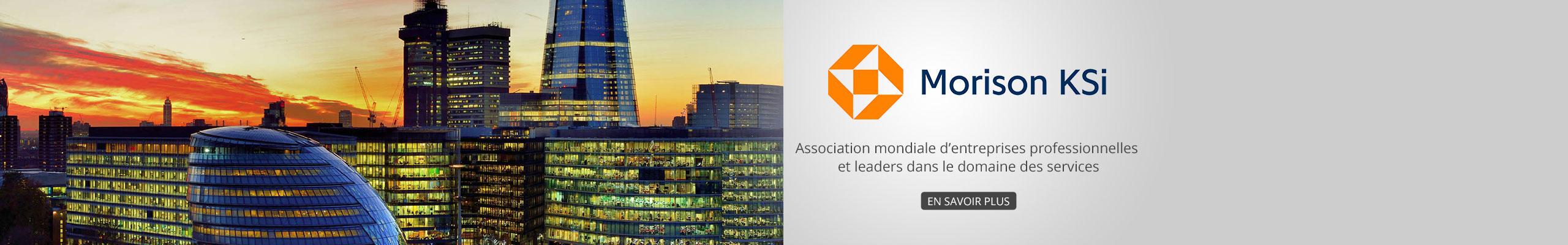 Morison-KSi et Cabinet CSF à Metz et Florange