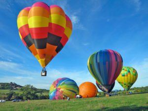 CSF Partenaire de Mondial Air Ballons 2019